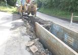 Letovice - oprava kanalizace v ul. Purkyňova, Třebětínská II.etapa