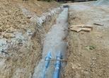 Zásobení obcí Lipůvka - Svinošice pitnou vodou