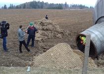 Nýrov - napojení na skupinový vodovod Letovice z VDJ Zábludov